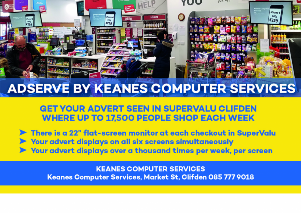 Advertise in Supervalu